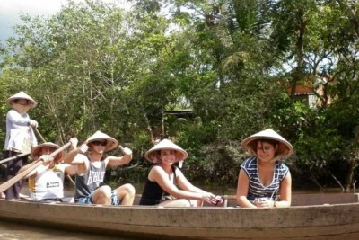 Ho Chi Minh City - My Tho - Ben Tre - Cu Chi Tunnel 3 Days 2Nights