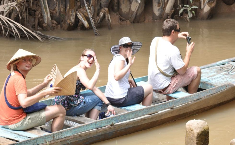 Mekong Delta Discovery Day Trip
