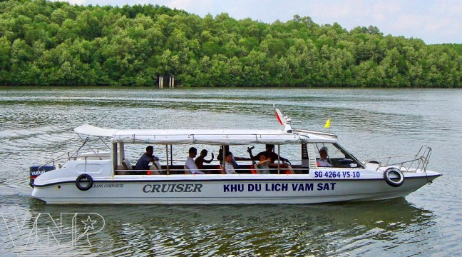 Ho Chi Minh Natural Site Tour 2Days 1Night